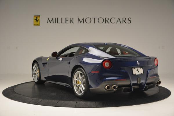 Used 2016 Ferrari F12 Berlinetta for sale Sold at Bugatti of Greenwich in Greenwich CT 06830 5