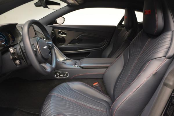 Used 2017 Aston Martin DB11 V12 for sale $149,900 at Bugatti of Greenwich in Greenwich CT 06830 10