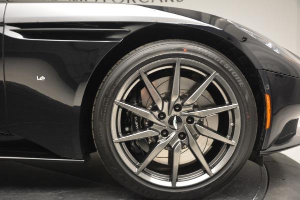 Used 2017 Aston Martin DB11 V12 for sale $149,900 at Bugatti of Greenwich in Greenwich CT 06830 16