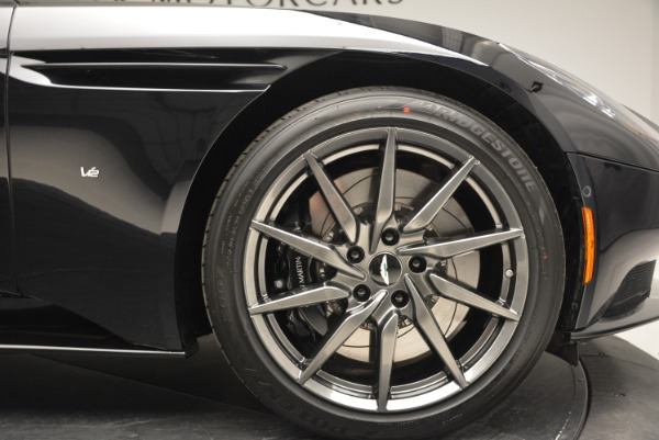 Used 2017 Aston Martin DB11 for sale Sold at Bugatti of Greenwich in Greenwich CT 06830 16