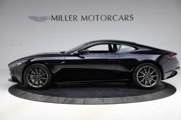 Used 2017 Aston Martin DB11 for sale Sold at Bugatti of Greenwich in Greenwich CT 06830 2