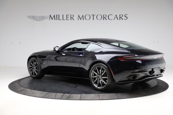 Used 2017 Aston Martin DB11 for sale Sold at Bugatti of Greenwich in Greenwich CT 06830 3