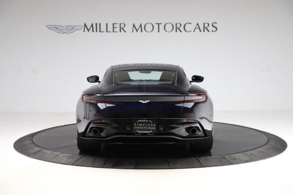 Used 2017 Aston Martin DB11 for sale Sold at Bugatti of Greenwich in Greenwich CT 06830 4