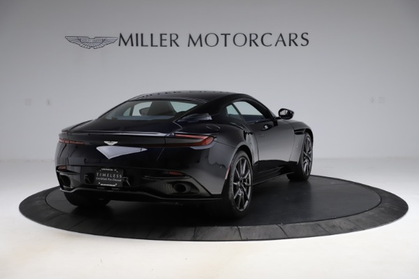 Used 2017 Aston Martin DB11 V12 for sale $149,900 at Bugatti of Greenwich in Greenwich CT 06830 5