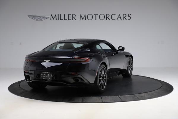 Used 2017 Aston Martin DB11 for sale Sold at Bugatti of Greenwich in Greenwich CT 06830 5