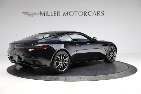 Used 2017 Aston Martin DB11 V12 for sale $149,900 at Bugatti of Greenwich in Greenwich CT 06830 6