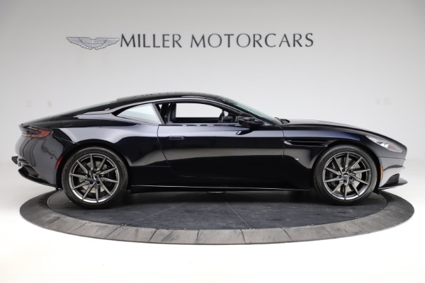 Used 2017 Aston Martin DB11 for sale Sold at Bugatti of Greenwich in Greenwich CT 06830 7