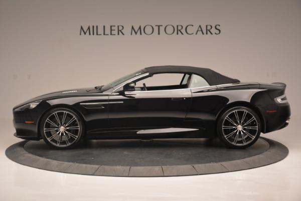Used 2015 Aston Martin DB9 Volante for sale Sold at Bugatti of Greenwich in Greenwich CT 06830 15
