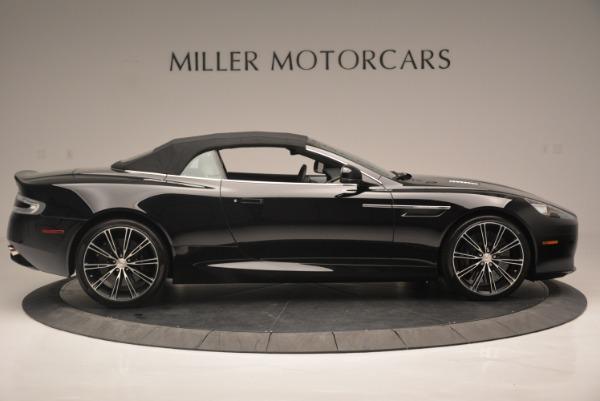 Used 2015 Aston Martin DB9 Volante for sale Sold at Bugatti of Greenwich in Greenwich CT 06830 16