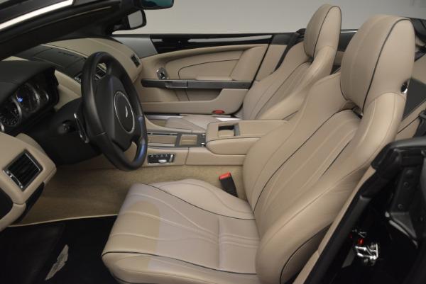 Used 2015 Aston Martin DB9 Volante for sale Sold at Bugatti of Greenwich in Greenwich CT 06830 19