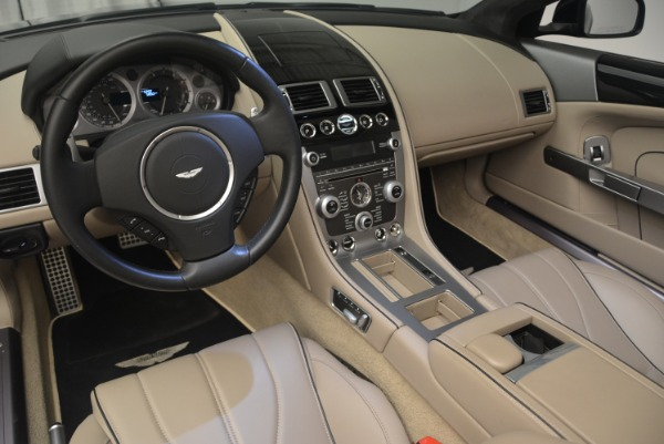 Used 2015 Aston Martin DB9 Volante for sale Sold at Bugatti of Greenwich in Greenwich CT 06830 20