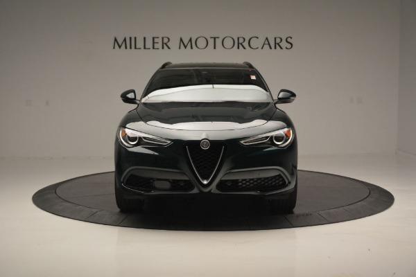 New 2018 Alfa Romeo Stelvio Ti Sport Q4 for sale Sold at Bugatti of Greenwich in Greenwich CT 06830 13