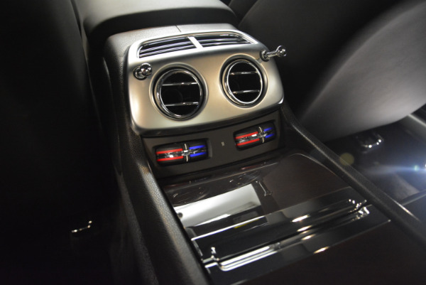 Used 2015 Rolls-Royce Wraith for sale $159,900 at Bugatti of Greenwich in Greenwich CT 06830 19