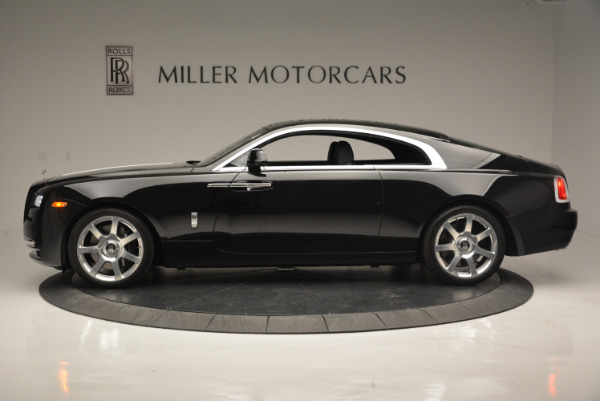 Used 2015 Rolls-Royce Wraith for sale $159,900 at Bugatti of Greenwich in Greenwich CT 06830 2