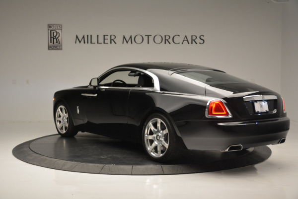 Used 2015 Rolls-Royce Wraith for sale $159,900 at Bugatti of Greenwich in Greenwich CT 06830 3