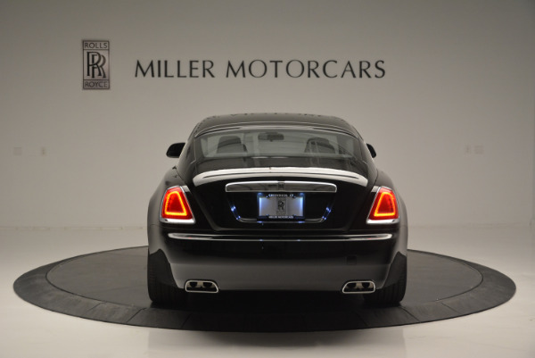 Used 2015 Rolls-Royce Wraith for sale $159,900 at Bugatti of Greenwich in Greenwich CT 06830 4