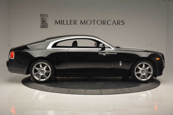 Used 2015 Rolls-Royce Wraith for sale $159,900 at Bugatti of Greenwich in Greenwich CT 06830 6