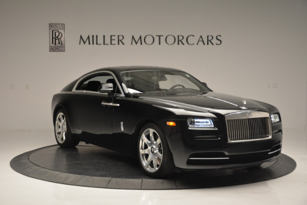 Used 2015 Rolls-Royce Wraith for sale $159,900 at Bugatti of Greenwich in Greenwich CT 06830 7