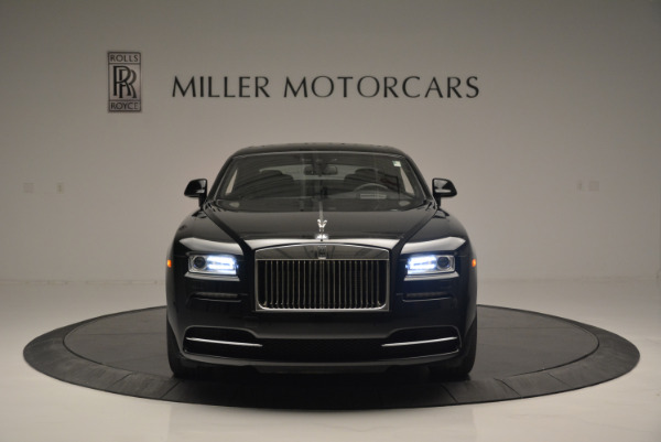 Used 2015 Rolls-Royce Wraith for sale $159,900 at Bugatti of Greenwich in Greenwich CT 06830 8
