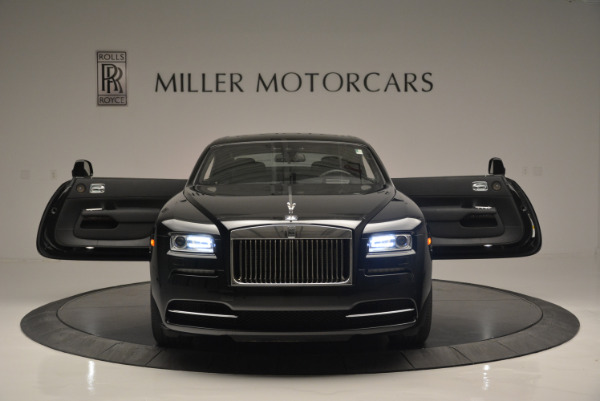 Used 2015 Rolls-Royce Wraith for sale $159,900 at Bugatti of Greenwich in Greenwich CT 06830 9