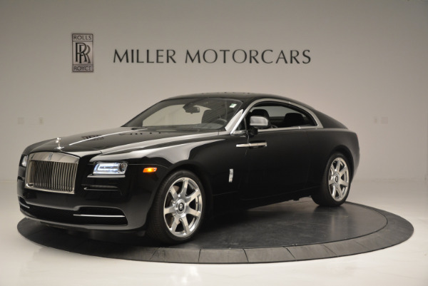 Used 2015 Rolls-Royce Wraith for sale $159,900 at Bugatti of Greenwich in Greenwich CT 06830 1