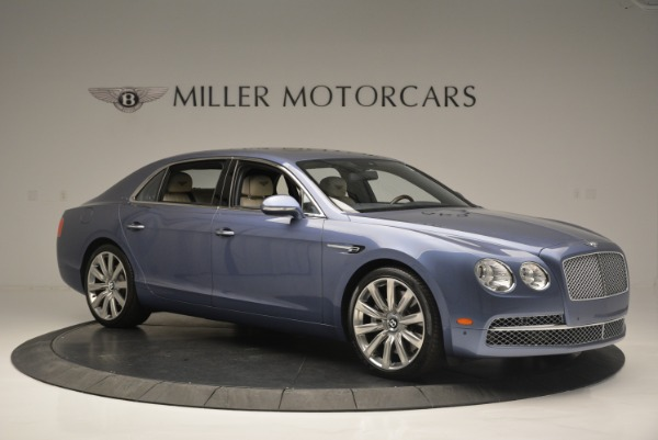 Used 2015 Bentley Flying Spur W12 for sale Sold at Bugatti of Greenwich in Greenwich CT 06830 10