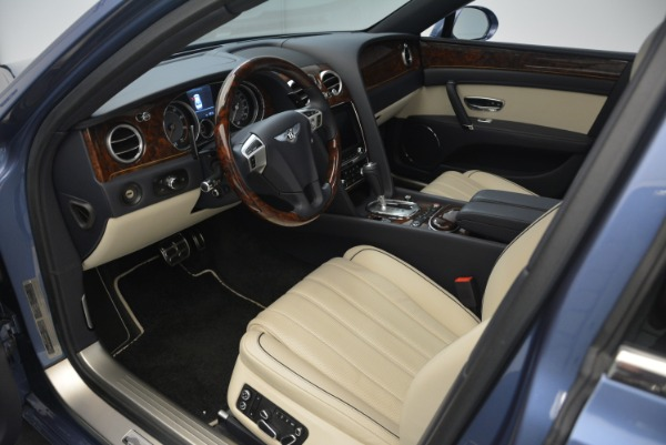 Used 2015 Bentley Flying Spur W12 for sale Sold at Bugatti of Greenwich in Greenwich CT 06830 19