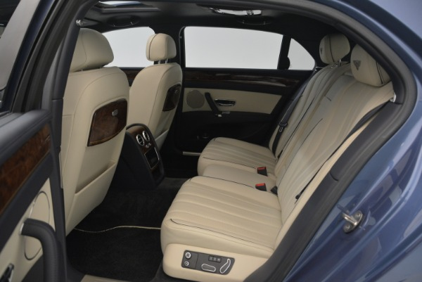 Used 2015 Bentley Flying Spur W12 for sale Sold at Bugatti of Greenwich in Greenwich CT 06830 28