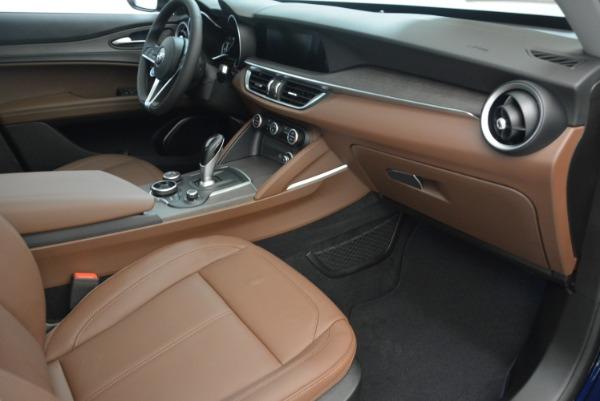 New 2018 Alfa Romeo Stelvio Ti Q4 for sale Sold at Bugatti of Greenwich in Greenwich CT 06830 20