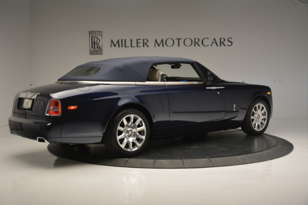Used 2014 Rolls-Royce Phantom Drophead Coupe for sale Sold at Bugatti of Greenwich in Greenwich CT 06830 13