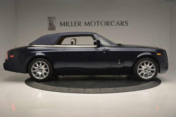 Used 2014 Rolls-Royce Phantom Drophead Coupe for sale Sold at Bugatti of Greenwich in Greenwich CT 06830 14