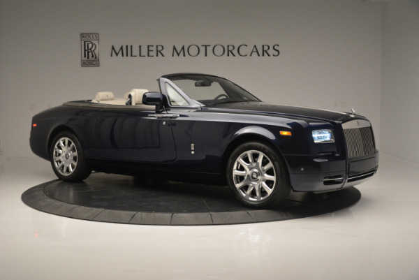 Used 2014 Rolls-Royce Phantom Drophead Coupe for sale Sold at Bugatti of Greenwich in Greenwich CT 06830 7