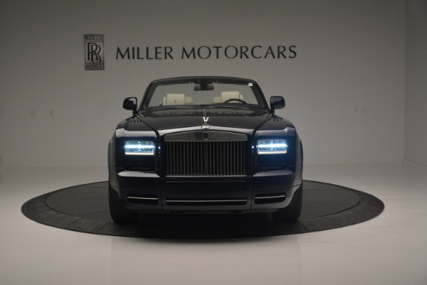Used 2014 Rolls-Royce Phantom Drophead Coupe for sale Sold at Bugatti of Greenwich in Greenwich CT 06830 8