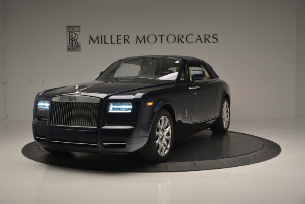 Used 2014 Rolls-Royce Phantom Drophead Coupe for sale Sold at Bugatti of Greenwich in Greenwich CT 06830 9