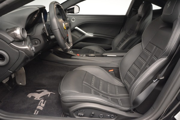 Used 2014 Ferrari F12 Berlinetta for sale Sold at Bugatti of Greenwich in Greenwich CT 06830 14