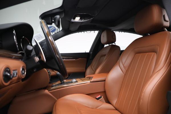 New 2018 Maserati Quattroporte S Q4 for sale Sold at Bugatti of Greenwich in Greenwich CT 06830 15