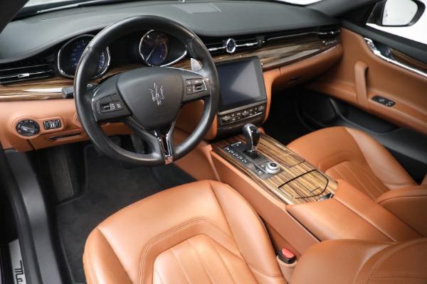 New 2018 Maserati Quattroporte S Q4 for sale Sold at Bugatti of Greenwich in Greenwich CT 06830 17