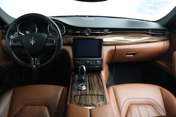 New 2018 Maserati Quattroporte S Q4 for sale Sold at Bugatti of Greenwich in Greenwich CT 06830 18