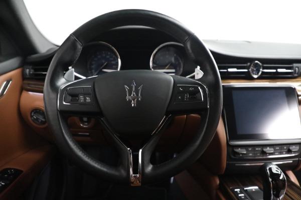 New 2018 Maserati Quattroporte S Q4 for sale Sold at Bugatti of Greenwich in Greenwich CT 06830 19