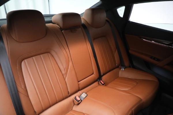 New 2018 Maserati Quattroporte S Q4 for sale Sold at Bugatti of Greenwich in Greenwich CT 06830 22