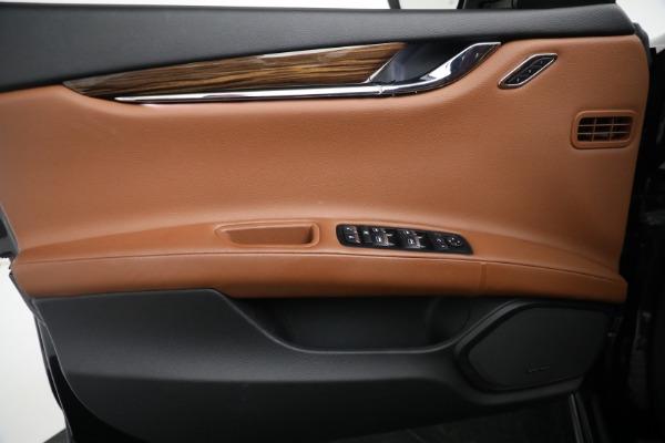 New 2018 Maserati Quattroporte S Q4 for sale Sold at Bugatti of Greenwich in Greenwich CT 06830 25