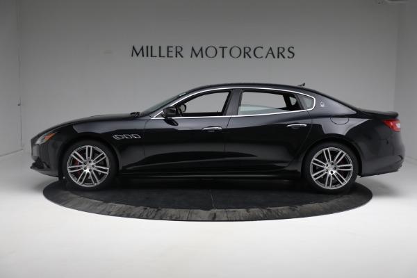New 2018 Maserati Quattroporte S Q4 for sale Sold at Bugatti of Greenwich in Greenwich CT 06830 4