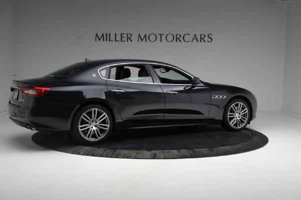 New 2018 Maserati Quattroporte S Q4 for sale Sold at Bugatti of Greenwich in Greenwich CT 06830 9