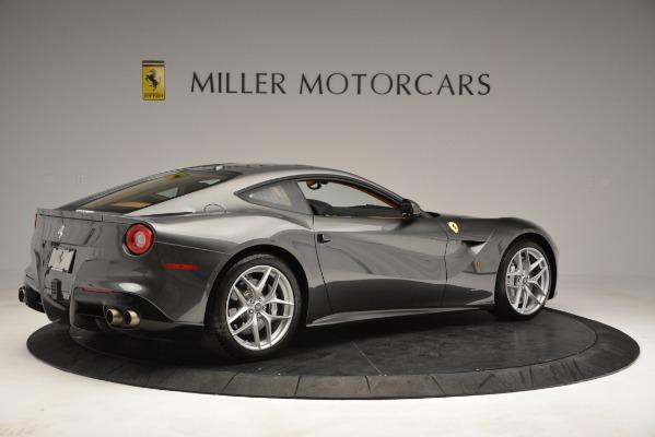Used 2014 Ferrari F12 Berlinetta for sale Sold at Bugatti of Greenwich in Greenwich CT 06830 8