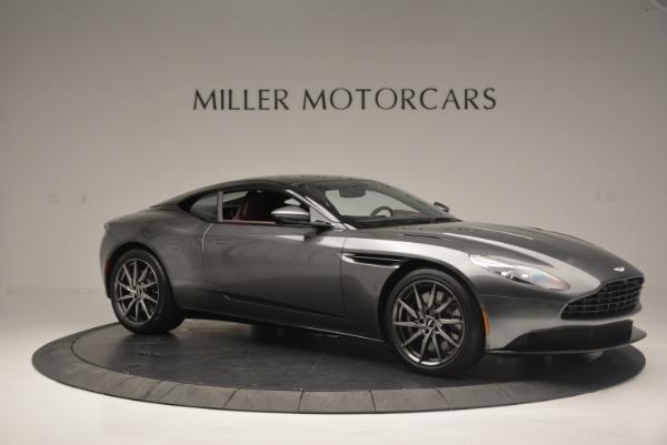 Used 2018 Aston Martin DB11 V12 for sale $167,990 at Bugatti of Greenwich in Greenwich CT 06830 10