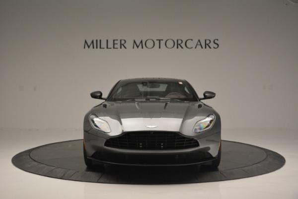 Used 2018 Aston Martin DB11 V12 for sale $167,990 at Bugatti of Greenwich in Greenwich CT 06830 12