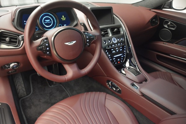 Used 2018 Aston Martin DB11 V12 for sale $167,990 at Bugatti of Greenwich in Greenwich CT 06830 14
