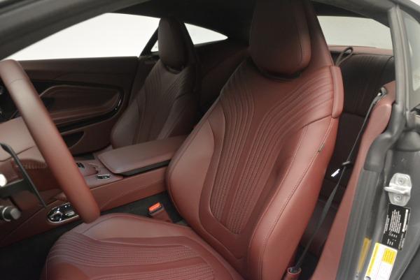 Used 2018 Aston Martin DB11 V12 for sale $167,990 at Bugatti of Greenwich in Greenwich CT 06830 15