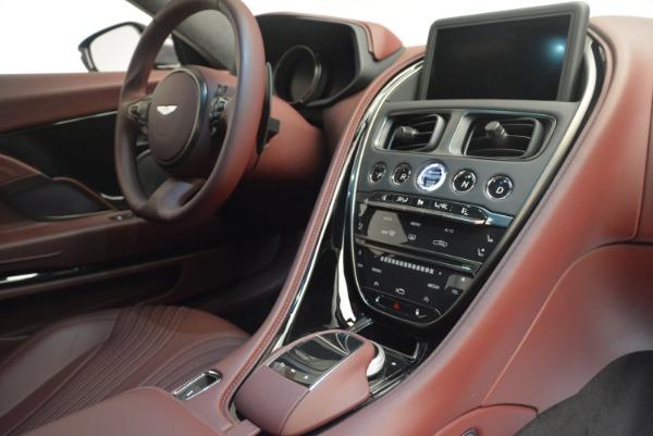 Used 2018 Aston Martin DB11 V12 for sale $167,990 at Bugatti of Greenwich in Greenwich CT 06830 18