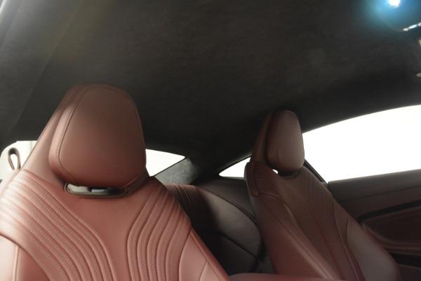 Used 2018 Aston Martin DB11 V12 for sale $167,990 at Bugatti of Greenwich in Greenwich CT 06830 19